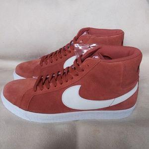 Nike SB Zoom Blazer Mid Mens Sneakers